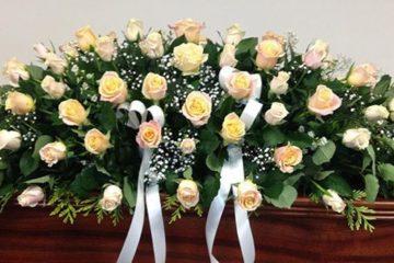 flori pentru inmormantare